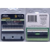 Clipper Blades - Oster Cryotech Combo