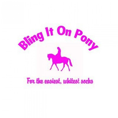 Bling It On Pony 500g