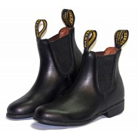 Riding Boot - Baxter 'Appaloosa'  BLACK