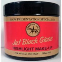 Champion Tails Gloss Make-Up Jet Black