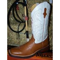 Ferrini Boots - Cowhide Sz10EE