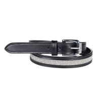 Belt - Women's Crystal WHITE