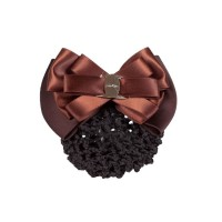 Hair Net Show Bow