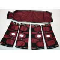 Float Boots & Tail Bag Set - Large