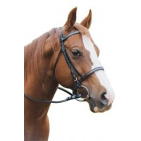 Snaffle Bridle - CNB Fine Chain