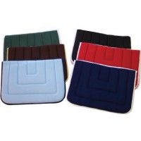 Saddle Cloth - Cotton/Fleece Team