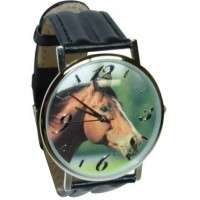 Watch - Round Faced Horse