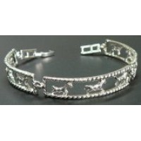 Jewellery - Bangle of Framed Horses