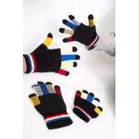 Gloves - Magic Rainbow Stretch