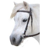 Snaffle Bridle Head