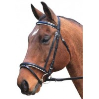 Hanoverian Eventing Bridle