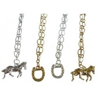 Necklace Horse Themes