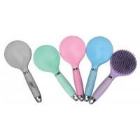 Mane & Tail Brush - Soft Grip Gel Handle