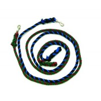 Lead - Cotton Two Tone Twisted Colours 8Ft