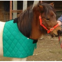 Bib Quilted MINI / SMALL PONY