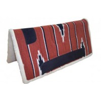 Western Saddle Pad - Navaho w/ Fleece