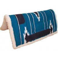 Western Saddle Pad - Mini w/ Fleece