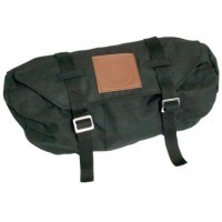 Saddle Bag - Oilskin