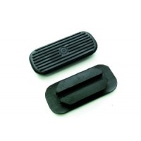 Stirrup Treads - Two Bar or Safety Irons BLACK