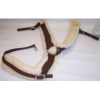 Western Breastplate Fleece / Nylon