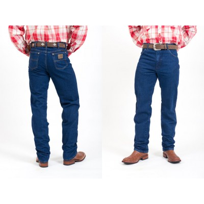 Jeans - Mens Outback Western Fit Bootleg