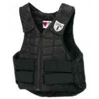 Body Protector - Ride Lite Short Back Vest - Tall/Small
