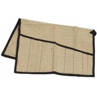 Farrier Tool Roll - Unlined Jute
