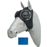 "Race Hood - ""Airlite"" Mesh Eye Pacifier, Half Cup Laced On"