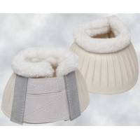 Bell Boots w/ Fleece WHITE