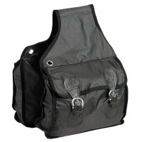 Saddle Bag Double - Nylon