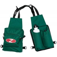 Saddle Bag - Double Drink Bottle