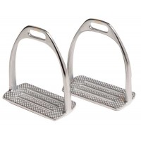 Stirrup Irons - Four Bar SS