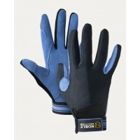 Gloves - NOBLE OUTFITTERS Perfect Fit Glove - Periwinkle / Black