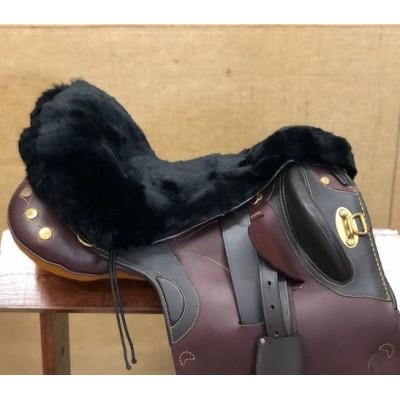 Sheepskin Seat Saver Large