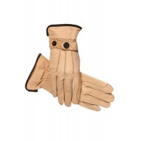 Gloves - SSG 2400 Work 'n Horse UNLINED TAN