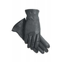 Gloves - SSG 4000 Pro Show Leather Palm BLACK