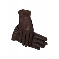 Gloves - SSG 4000 Pro Show Leather Palm BROWN