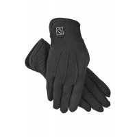 Gloves - SSG 5300 Slip On Gripper BLACK
