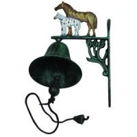 Door Bell - Painted Mare & Foal