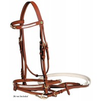 Hanoverian Eventing Bridle J&L