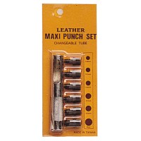 Leather Punch - Maxi Drive Set