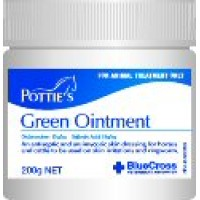 Green Ointment - Potties