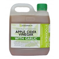 Apple Cider Vinegar w/ Garlic 2L