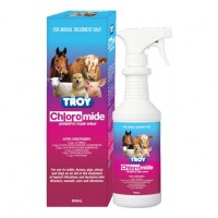 Chloromide Antiseptic Spray - Troy 125mL
