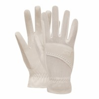 Gloves - ELT 'Arosa' Mesh WHITE