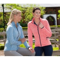 Jacket - ELT Hella Fleece - Coral