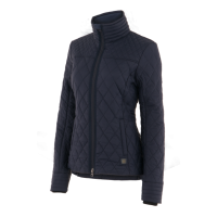 Jacket - Noble Outfitters WarmUp Quilted - Dark Navy