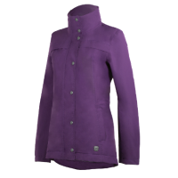 Jacket - Noble Outfitters Cheval Waterproof - Dark Purple